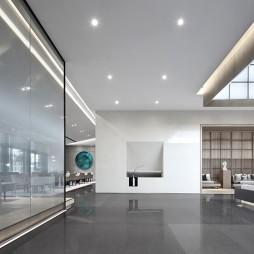 深圳鵬展匯廣場售樓部——沙盤區圖片