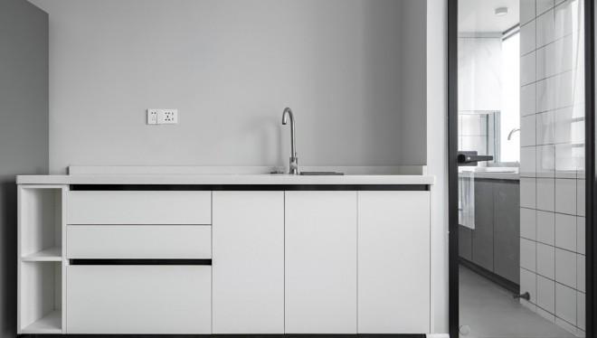旧房改造之如何变装清新时尚,厨卫改造分享