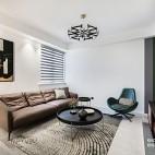 color block,我的现代简约乐园——客厅图片