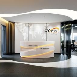 科技公司DYNET深圳办公室设计_3850986