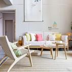 510平米复式民宿——客厅图片