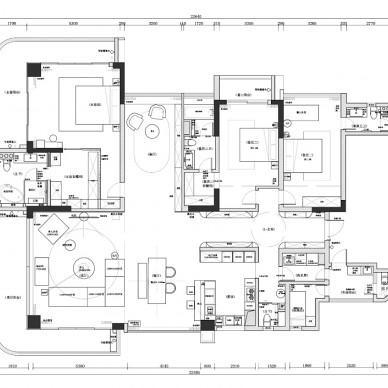 用白色玩出时尚感 / 住宅空间_3855060
