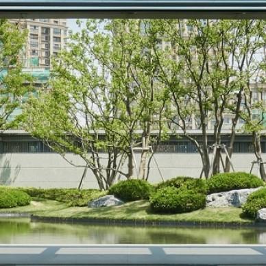 上海融创领馆一号院|空间内外的艺术共融_3855386