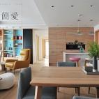 简爱---清新北欧风——客餐厅图片