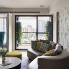 150平米花羨居——客厅图片