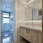 爆改90平小三房——卫生间图片