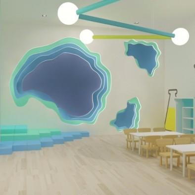 幼儿园设计︱童话王国幼儿园