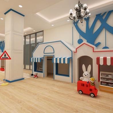 幼儿园设计︱培创比高乐幼儿园