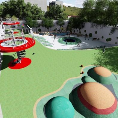 幼儿园设计︱白天鹅幼儿园