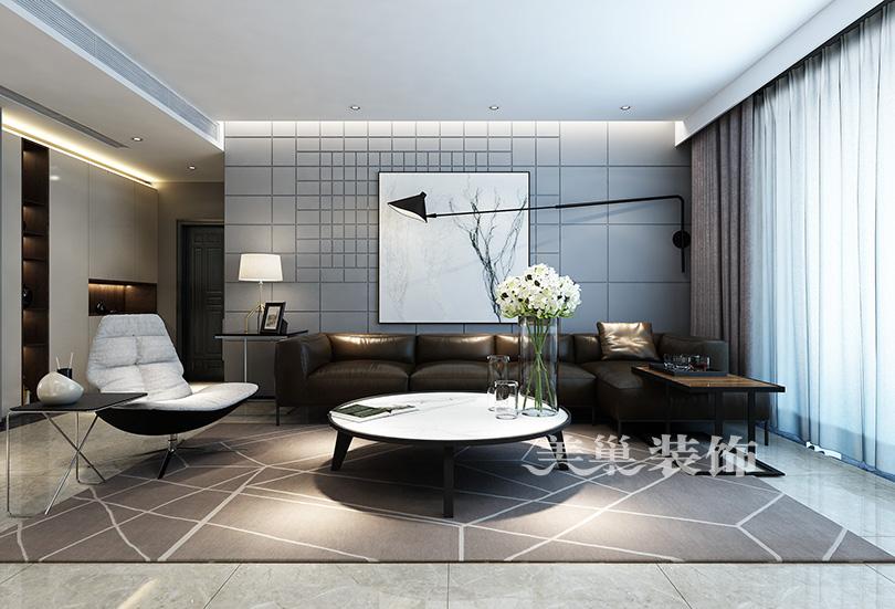 郑州康桥悦城125平三室装修后现代风格阳台现代简约阳台设计图片赏析