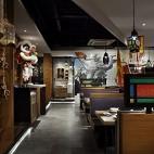 """餐饮空间设计:""""羊城记忆"""",岭南菜馆——环境图片"""