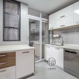 95平米日式风格——厨房图片