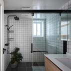 70平米現代簡約—衛生間設計圖