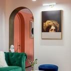 老破小變身時髦公寓,最「好色」屋主的家_3863036