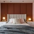 老破小變身時髦公寓——臥室圖片