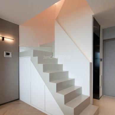 北京小户型公寓极简风格_3865529