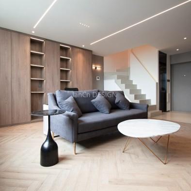 北京小户型公寓极简风格