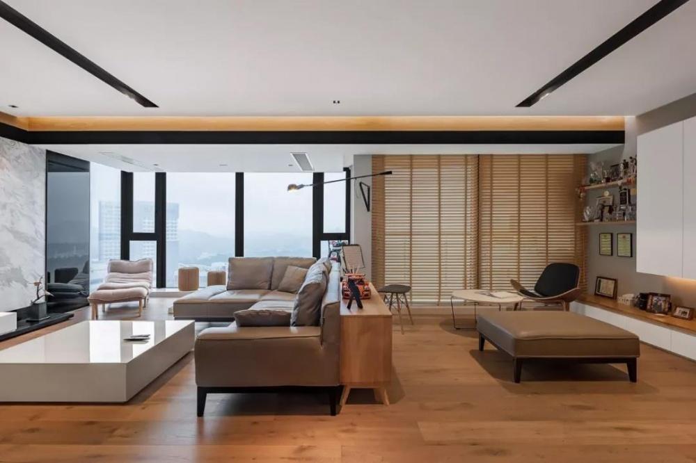 简约之美香山里客厅其他客厅设计图片赏析