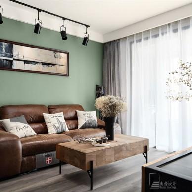 风格多元化,让随意融入家——客厅图片
