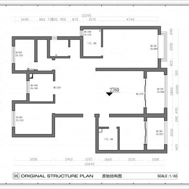 枫香花园杨总府邸126平装修案例_3875097