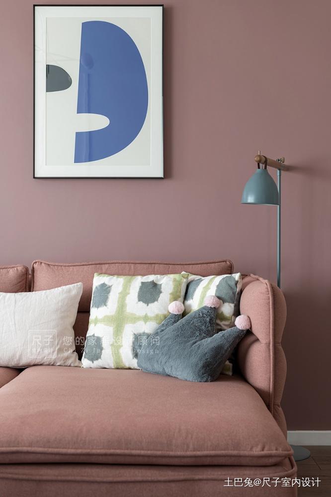 悦己客厅北欧极简客厅设计图片赏析