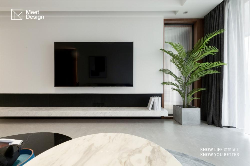 一见倾心,陷落美好客厅现代简约客厅设计图片赏析