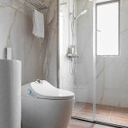 轻奢装修——卫生间图片