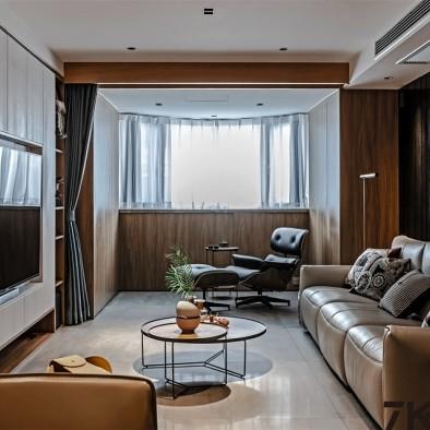 混搭台式风格—居家住宅