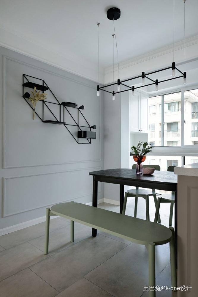 起风了厨房现代简约餐厅设计图片赏析