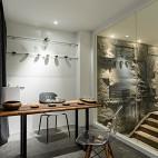 218平米办公空间——茶室图片