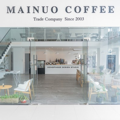 培训空间设计:MAINUO COFFEE