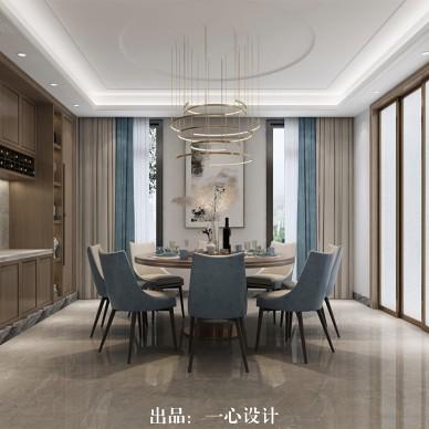 中式别墅设计丨广州莱茵花园别墅_3880761