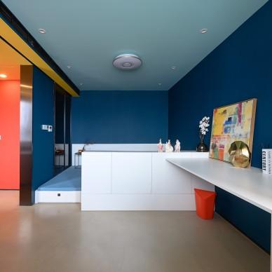 上海松柏公寓改造——客廳圖片