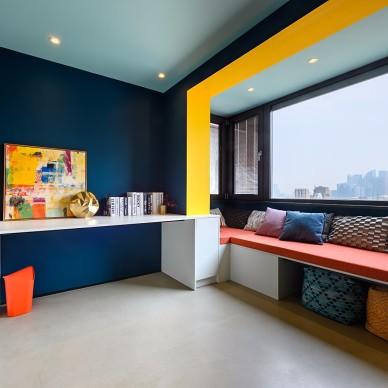上海松柏公寓改造——窗臺圖片