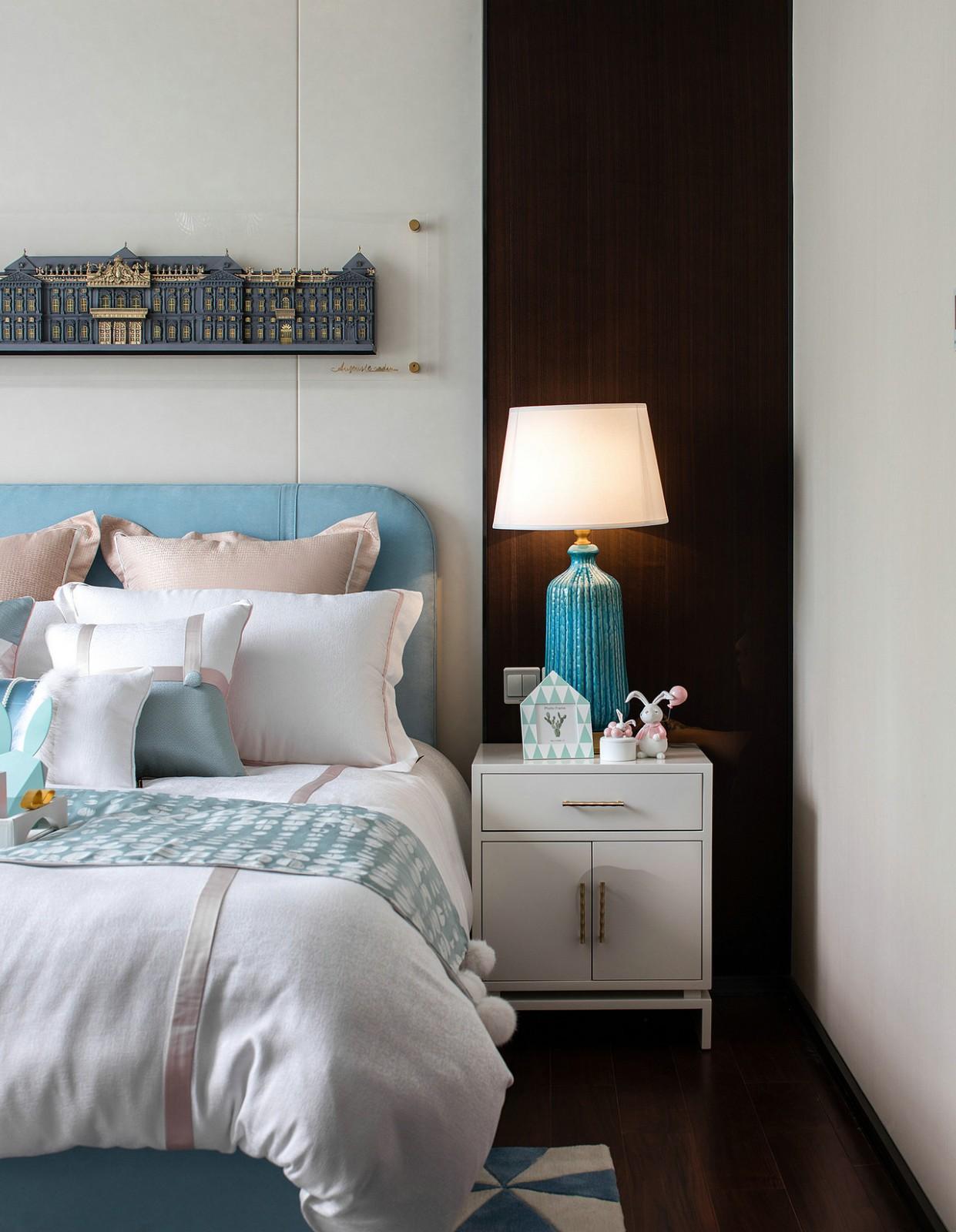 围炉煮茶,集古韵今卧室中式现代卧室设计图片赏析