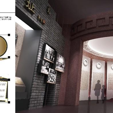 内蒙古博物馆-草原丰碑展示厅设计