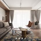 《片隅》复式空间中的功能集合——客厅图片