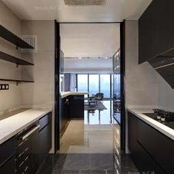 220平现代简约——厨房图片