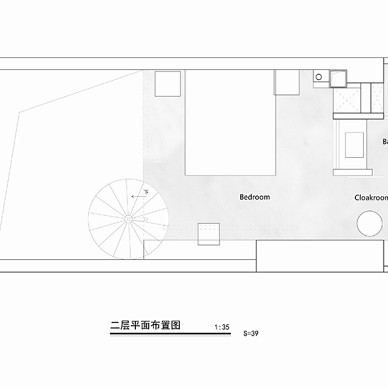 【桃弥设计】——【保利城民宿】_3893945