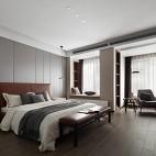 240㎡简约跃层,四口之家的理想生活——卧室图片