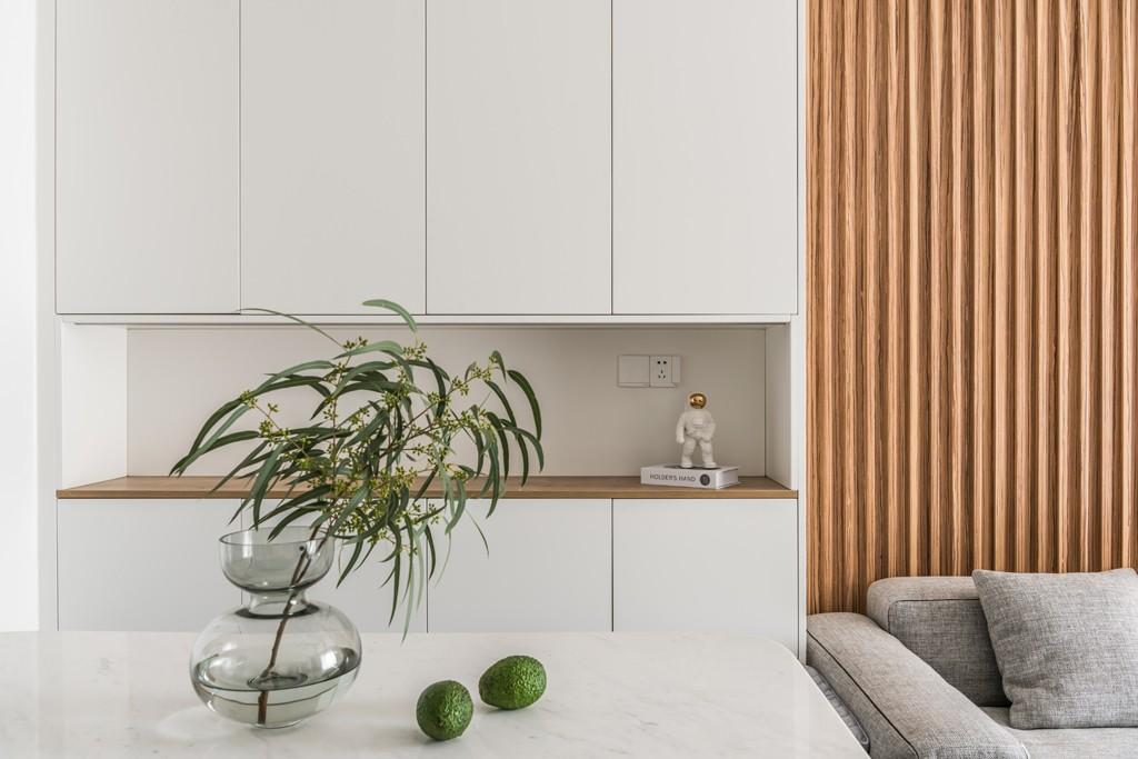 暖暖的新家厨房5图现代简约餐厅设计图片赏析
