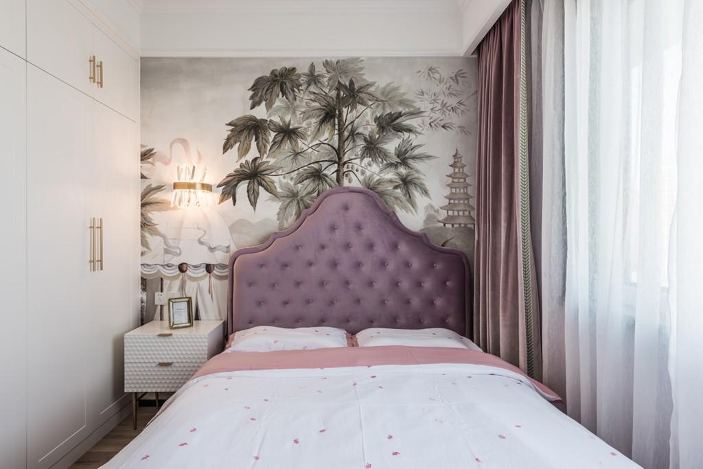 暖暖的新家卧室10图现代简约卧室设计图片赏析
