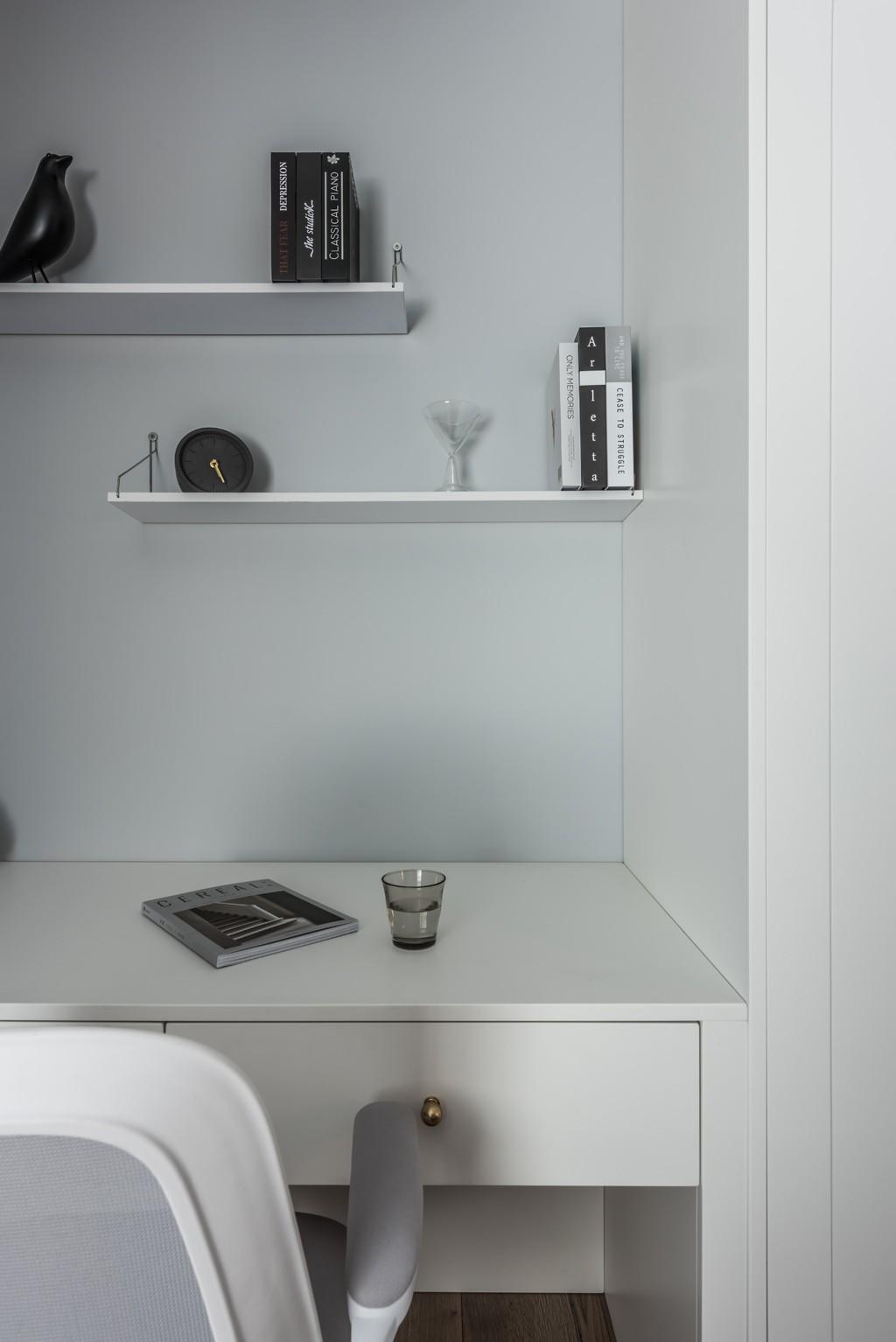 暖暖的新家卧室9图现代简约卧室设计图片赏析
