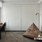 空间/展开 125m²现代新宅——书房图片