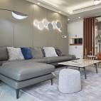 简约-轻奢——客厅图片