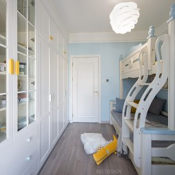 壹品唯創設計  现代轻奢风打造精致生活——儿童房图片