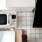 外置洗手盆营造室内中厅,打造甜蜜二人小家_3899637