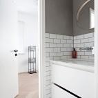 外置洗手盆营造室内中厅,打造甜蜜二人小家_3899647