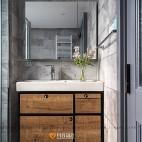 现代简约 把爱带回家——卫生间图片