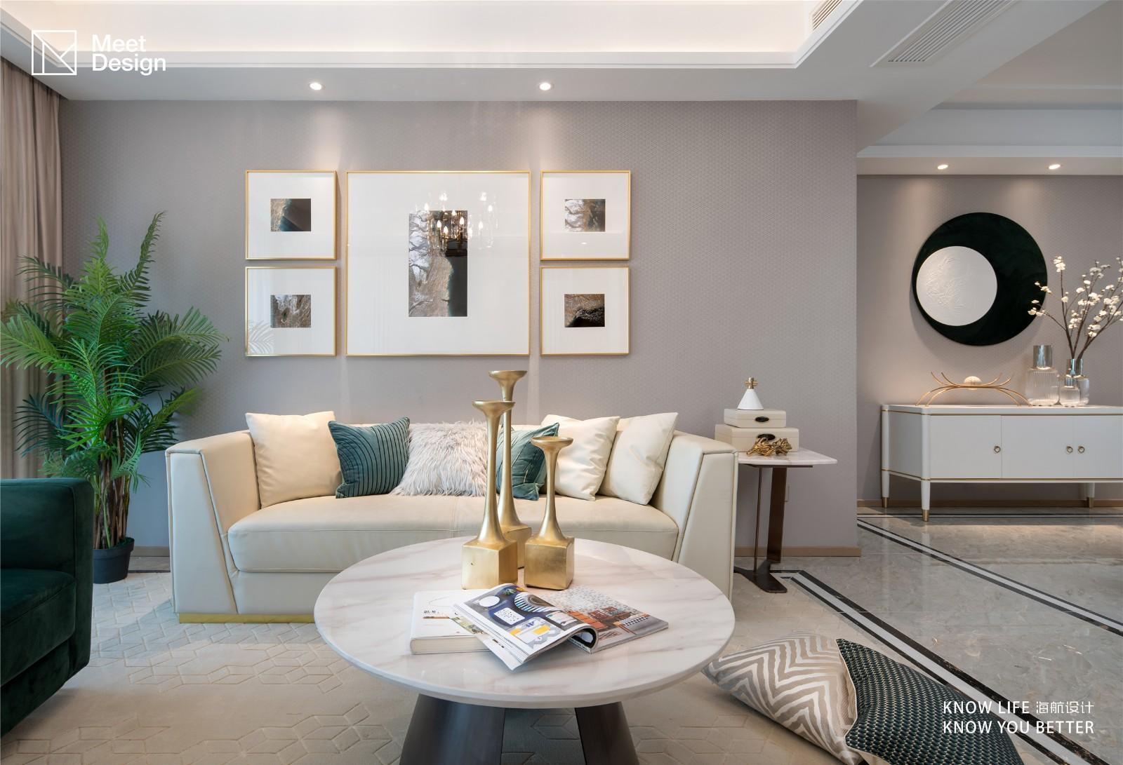 """空间布局""""零""""改动,精装房奇妙宴会开场了客厅2图其他客厅设计图片赏析"""